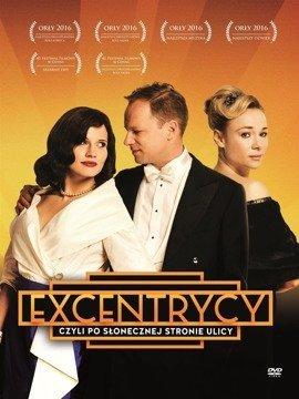 Excentrycy czyli po słonecznej stronie ulicy (DVD)