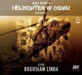 Helikopter w ogniu - audiobook (CD mp3)