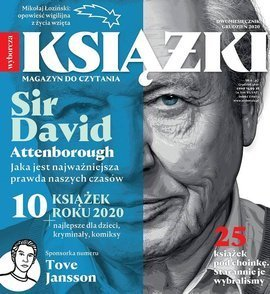 KSIĄŻKI. MAGAZYN DO CZYTANIA 06/2020