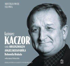 """Kazimierz KACZOR """"Obsługiwałem angielskiego króla"""""""