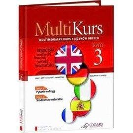 Multikurs. Lekcje: 5 - Pytanie o drogę; 6 - Środowisko naturalne; TEST 1 (lekcje 1-6)