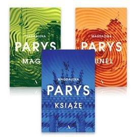 Pakiet książek Magdaleny Parys