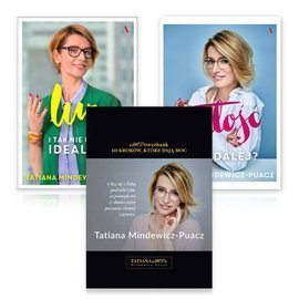 Pakiet książek Tatiany Mindewicz-Puacz