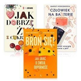 Pakiet książek o zdrowiu