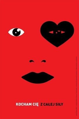 Plakat Adama Chwesiuka 120 x 180 cm
