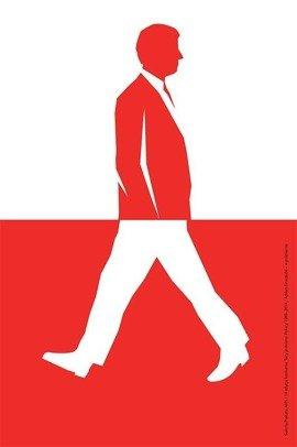 Plakat Adriana Gruszeckiego  66,6 x 100 cm