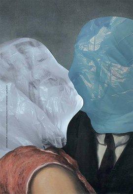 Plakat Zofii Wawrzyniak 120 x 180 cm